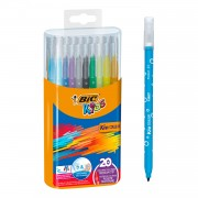 Bic Kids Durable Pack Kid Couleur, 20st.