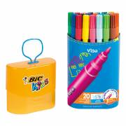 Bic Kids Durable Pack Visa, 20st.