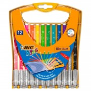 BIC Kids Kid Couleur Kleurstiften, 12st.