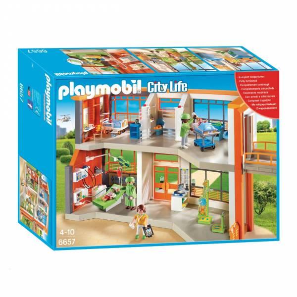Playmobil 6657 Kinderziekenhuis