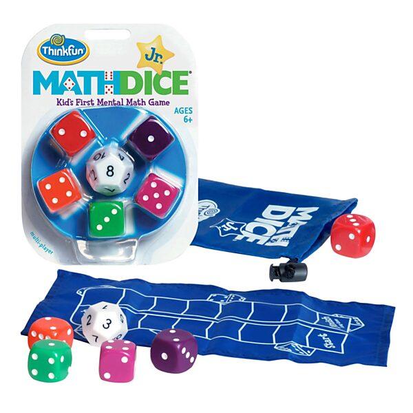 Thinkfun Math Dice Junior