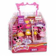 Mini Lalaloopsy - Crumb's Sugar Cookie