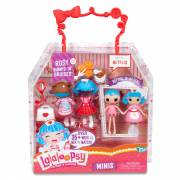 Mini Lalaloopsy - Rosy Bumbs and Bruises