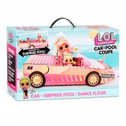 L.O.L. Surprise Car Pool Coupe