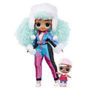 L.O.L. Surprise OMG Winter Chill Pop Icy Gurl