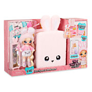 Na!Na!Na! Surprise 3-in-1 Backpack Bedroom Playset - Pink