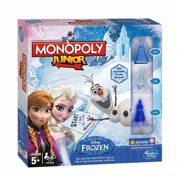 Monopoly Junior - Disney Frozen