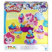 Play-Doh Pinkie Pie Cupcake Party