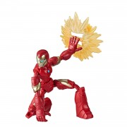 Flexibel Actiefiguur Avengers - Iron Man