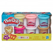 Play-Doh Confetti Doh 6-Pack