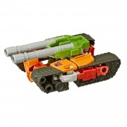 Transformers Cyberverse 1 Step Bludgeon Robot