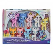 My Little Pony Mega Friendship Collectie