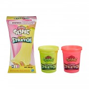 Play-Doh Super Stretch - Geel en Rood