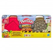 Play-Doh Wheels Constructie Doh 2-Pack