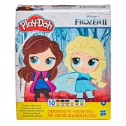 Play-Doh Frozen 2 Create and Style Set
