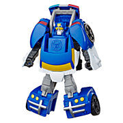 Transformers Rescue Bots Academy - Chase the Police