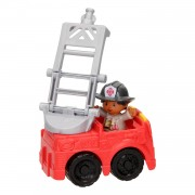 Fisher Price Little People - Brandweerwagen