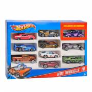 Hot Wheels Giftpack, 10st