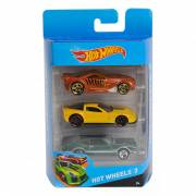 Hot Wheels 3-Pack