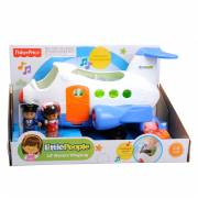 Fisher Price Little People Vliegtuig
