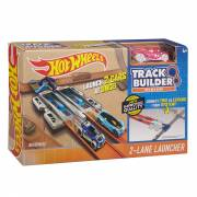 Hot Wheels Track Essentials - 2-Lane Launcher