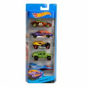 Hot Wheels Auto's, 5st.