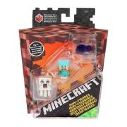 Minecraft Mini Figuren, 3st. - B