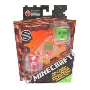 Minecraft Mini Figuren, 3st. - C