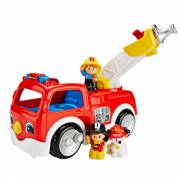 Fisher Price Little People Brandweerauto