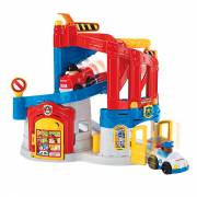 Fisher Price Little People Wheelies Centrum