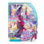 BARBIE Galaxy Barbie Pop & Vliegende Kat