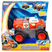 Fisher-Price Nickelodeon Blaze en de Monsterwielen - Transfo