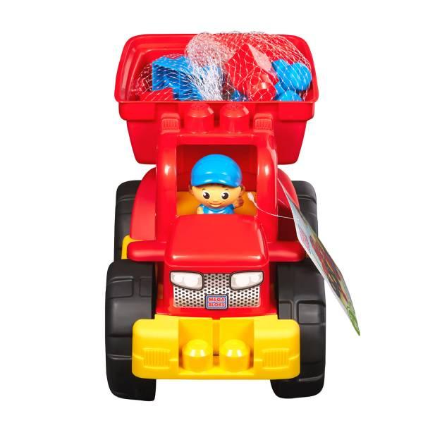 Mega Bloks Transformerende Kiepwagen