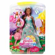 Barbie Dreamtopia Color Stylin' Prinses – Brunette