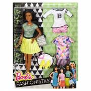 Barbie Fashionistas Fabulous Pop & Fashions