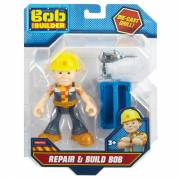 Bob de Bouwer Mini-Metal Actiefiguren – Repair & Build Bob