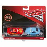 Cars 3 Diecast Duo - Lightning McQueen & Sally