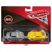 Cars 3 Diecast Duo - Sterling & Cruz Ramirez