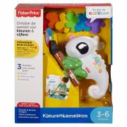Fisher Price Denken en Leren Smart Scan Kleurenkameleon