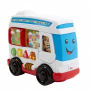 Fisher Price Leerplezier - Stadsbus