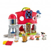 Fisher Price Little People Dierenverzorgingsboerderij