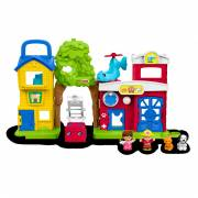 Fisher Price Little People Dierenredders Speelset