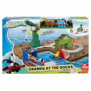 Fisher-Price Thomas Adventures - Cranky in de haven