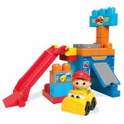 Mega Bloks First Builders - Ronddraaiende Garage