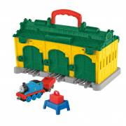 Fisher Price Thomas de Trein Draagbaar - Station Tidmouth