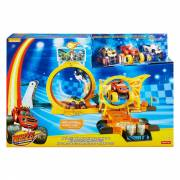 Fisher Price Blaze en de Monsterwielen - Axel City Speelset