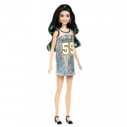 Barbie Fashionistas Pop - Silver Jersey