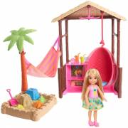 Barbie Chelsea - Tiki Hut Speelset