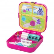 Polly Pocket Hidden Hideouts - Lila's Droomkasteel