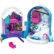 Polly Pocket Pocket World - Sneeuwgeheim
